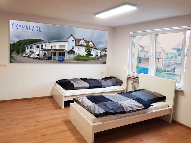 1 x Schlafzimmer