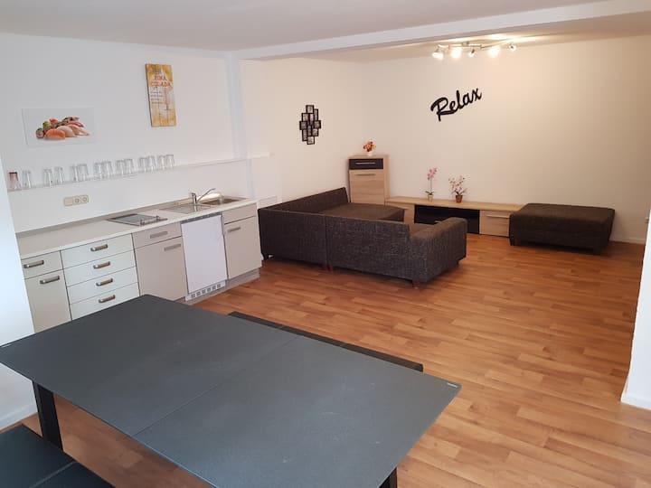 schönes Apartment in Erlangen-Tennenlohe, FAU