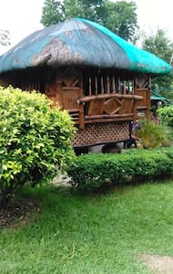 Bamboo Hut Living