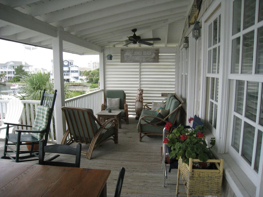 Soundside Porch