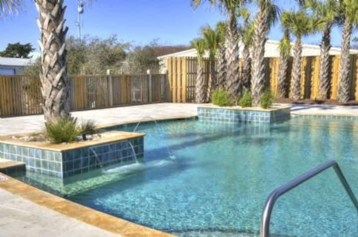 Eden Cove #9-4BR/4BA Town Home with Gorgeous View of the Ocean&Luxury Pool
