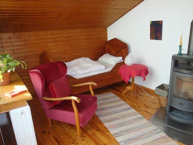 Still,separat,ländich,gemütlich - Ottersberg - Appartamento