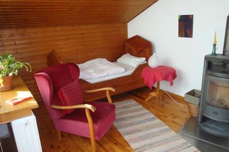Still,separat,ländich,gemütlich - Ottersberg - Lejlighed