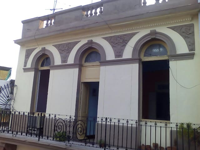 Casa en el centro de La Habana1 - Centro Habana - อพาร์ทเมนท์