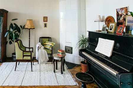 Старинная квартира у Петропавловки