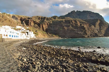 Playa - Playa de Alojera