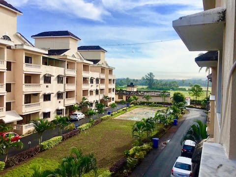 South Goa - Beautiful Apartment 400mts from beach