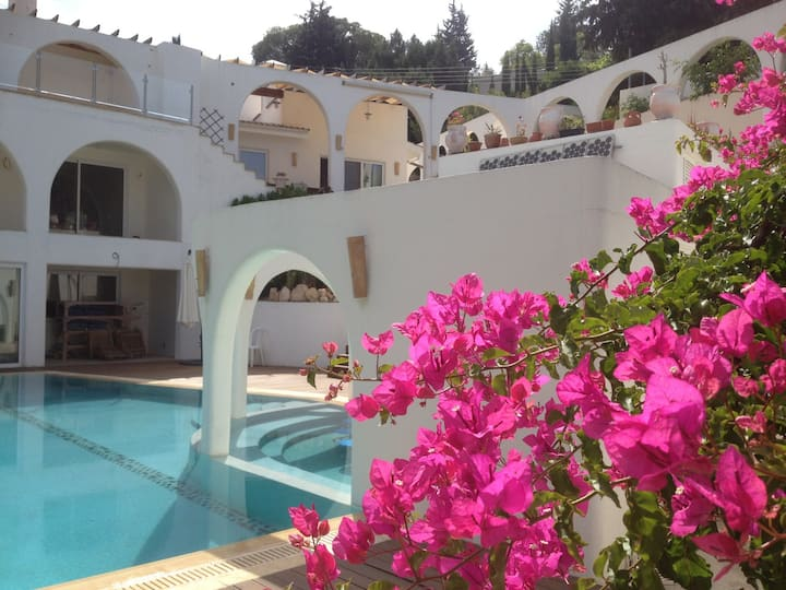 Barbara's Villa.