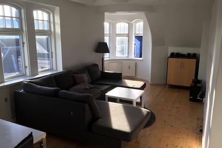 Lejlighed i centrum - tæt på alt - Aalborg