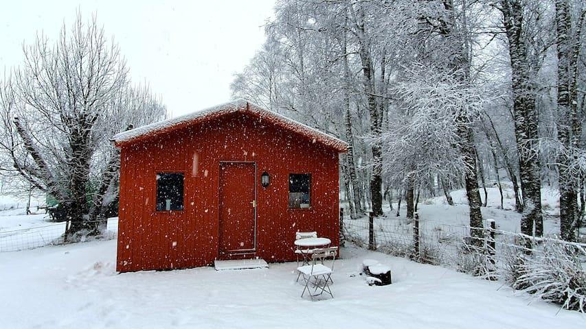 The Cabin, Rannoch Station
