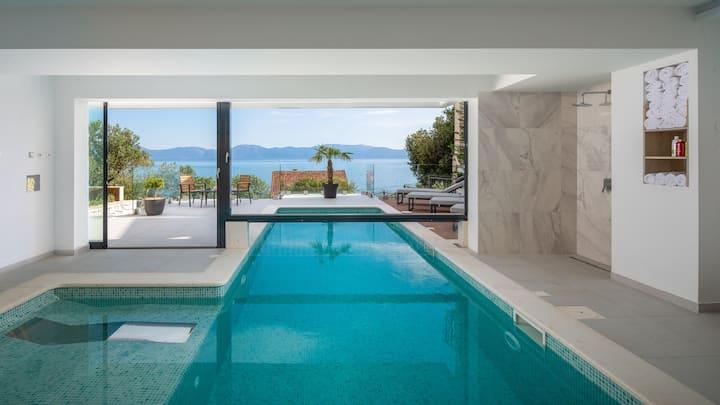 Luksuzna villa blue moon