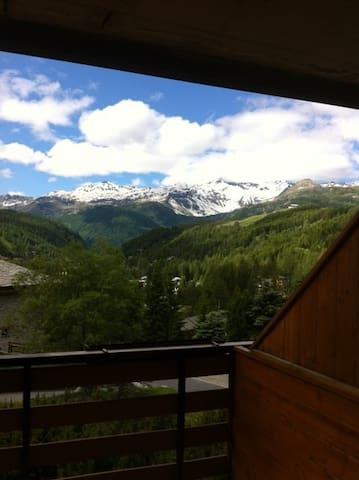 Bilocale con vista panoramica - Madesimo - Apartment