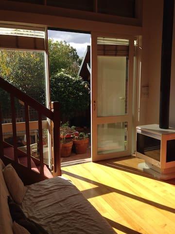 Fresh light cute house - Coburg - Apartemen