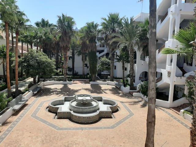 playa Al amine , wifi; pied dans l'eau, 5km ceuta