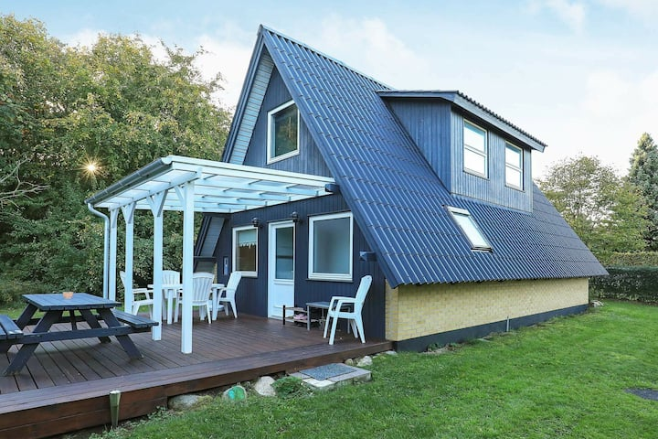 Wonderful Holiday Home in Farsø with Terrace