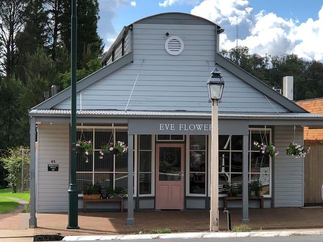 Eve Flower Shop Residence