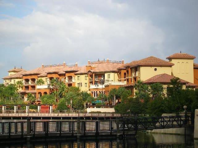 Bonnett Creek Luxury Resort Villa Orlando Fla