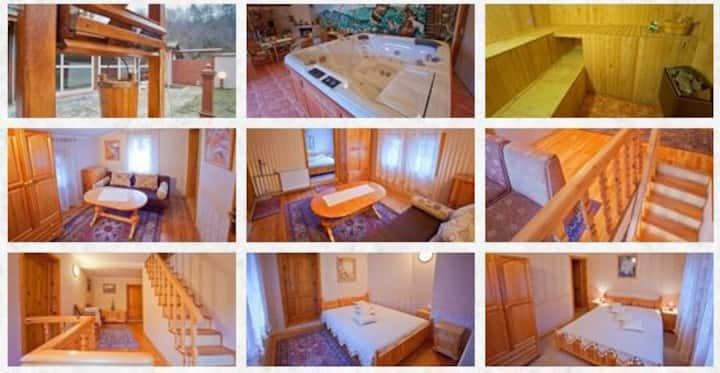 Къща за гости с. Борущица