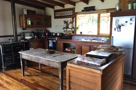 Casa de campo con vista al Lago Ranco, Futrono