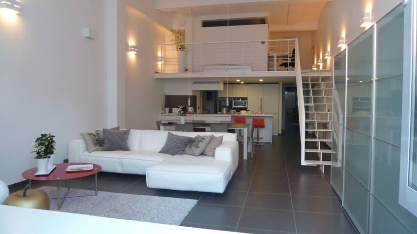 loft contemporain de standing proche transports - Forest - Loft