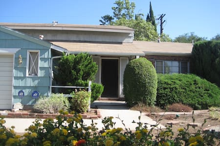 Flexible Accommodations! Quiet, Cozy Home. - Santa Barbara