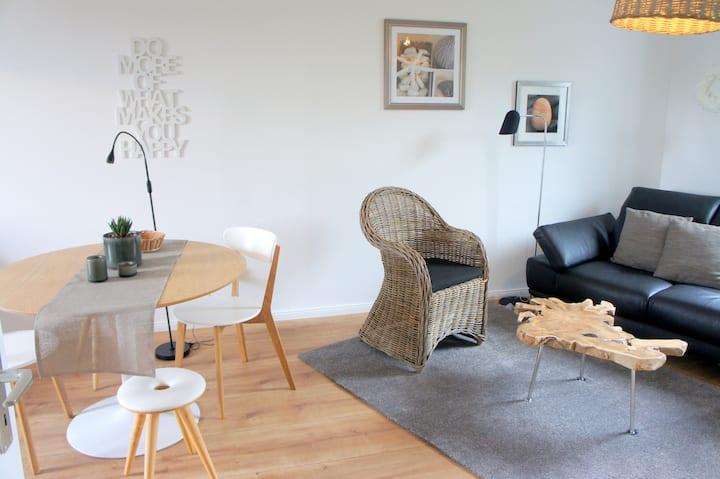 Apartment 1690 - 58 m² Blick über Rendsburg