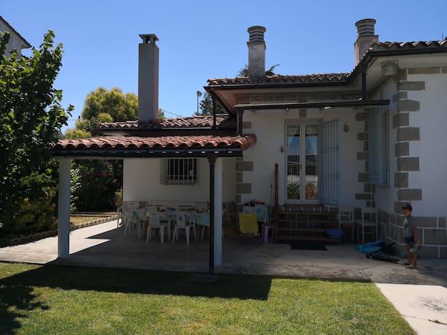 Villa Carmen en Haro (no alrededores)