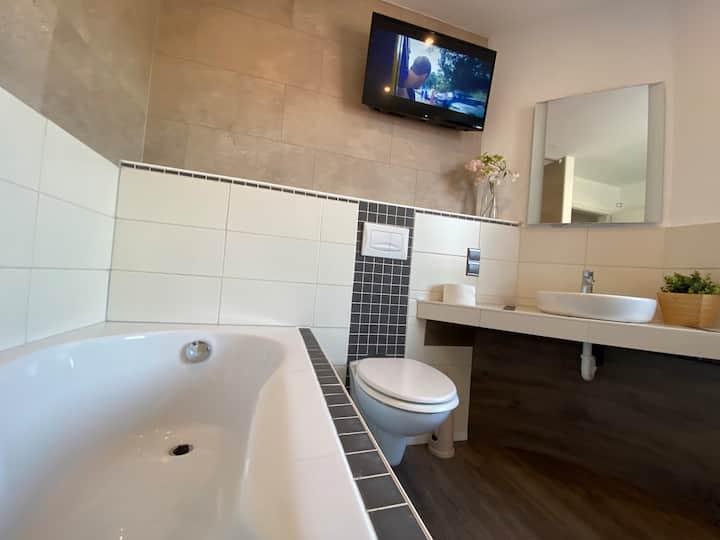 Hübsche  renovierte Wohnung  in Fresenburg