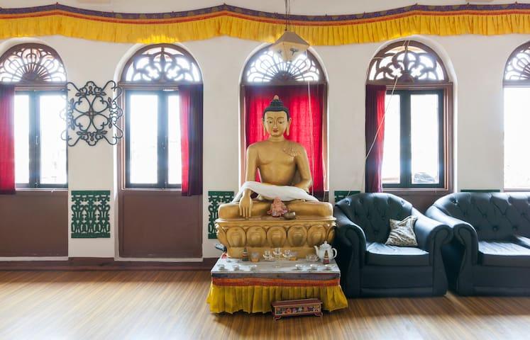 Boudha Inn-Meditation Centre - Kathmandu - Apartmen