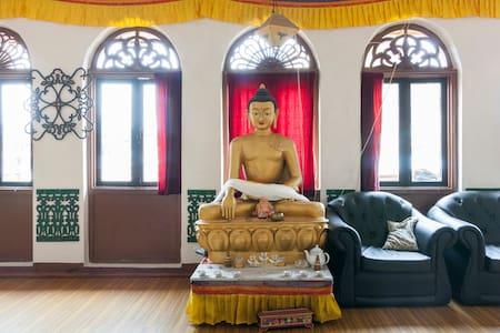 Boudha Inn-Meditation Centre - Kathmandu - Apartment