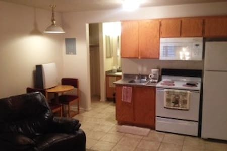 Cozy Mesquite Studio for 2, Full Size Kitchen/Bath - Mesquite - Kondominium