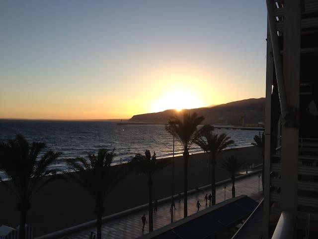 Apartamento ideal en primera línea de playa. - 阿爾梅里亞(Almería)