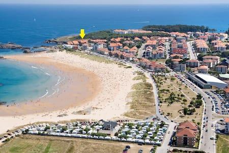 Primera línea de Playa de Ris #NOJA - Noja - 公寓