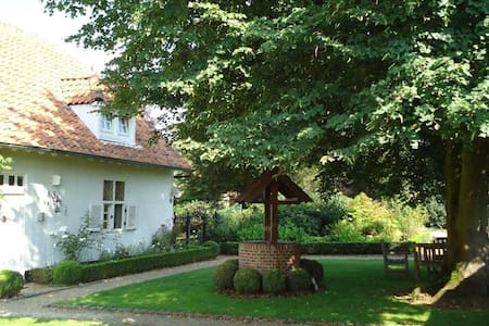Rustieke B&B-kamer in Hove St. Paul - Lummen