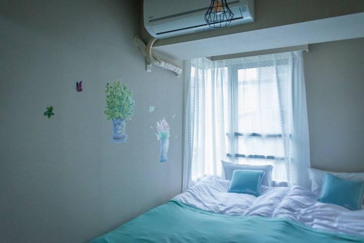 NN21-2 Bed rooms 5 minutes walk fr station 秋葉原 浅草近