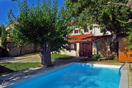 Villa in Kurili near Rovinj - House