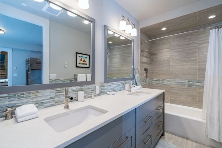 Exquisite Main Street Telluride Home Impeccably Decorated with a Private Hot Tub