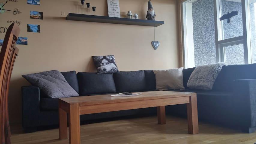 Nice&Cozy Apartment Near Reykjavik - Hafnarfjordur - Huoneisto