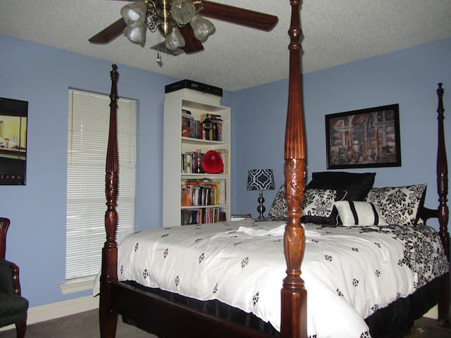 Quiet, safe, quality living 30 min from downtown. - Destrehan - Casa