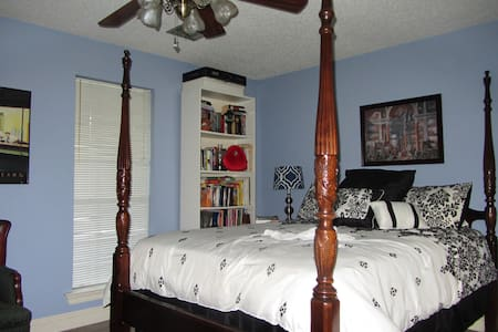 Quiet, safe, quality living 30 min from downtown. - Destrehan - Dom