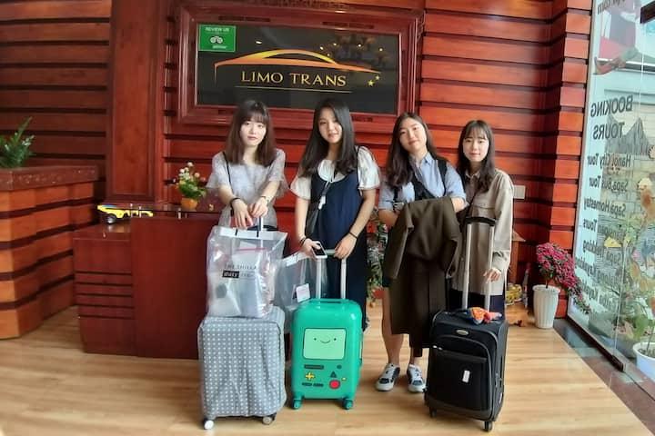 Limotrans Viet Hotel near Hanoi Airport