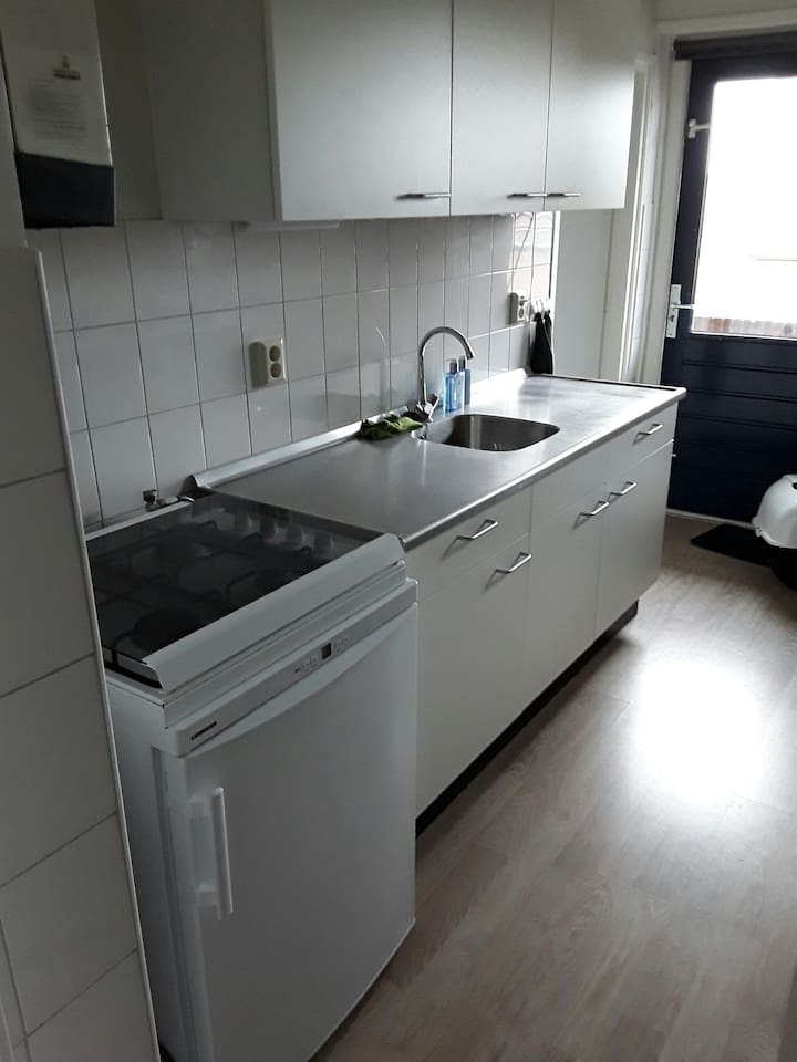 Private bedroom in apartment close to city centre