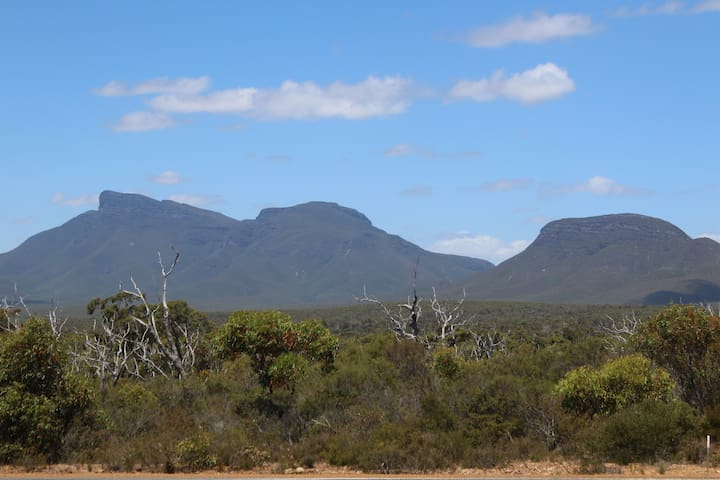 Stirling Ranges - Bluff Knoll