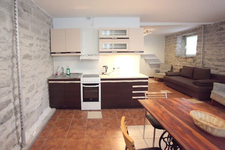 Helax apartment Kaupmehe - city center