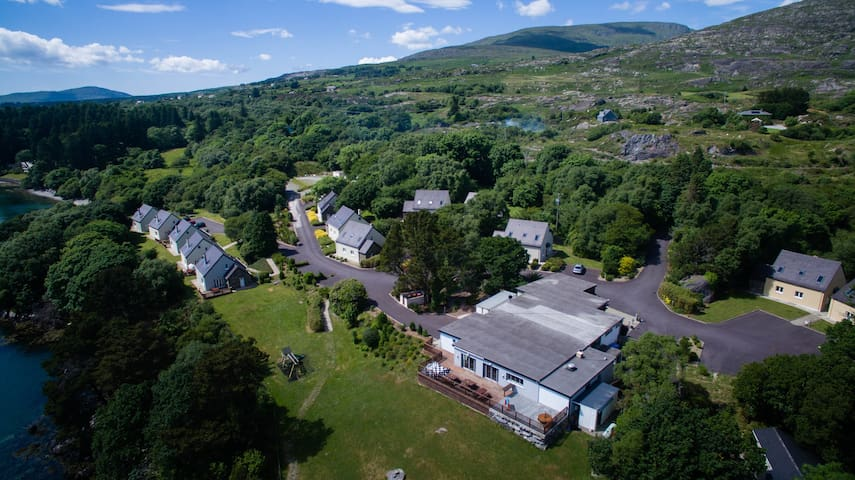 Berehaven Lodge - 4* Self Catering - Millcove - Haus