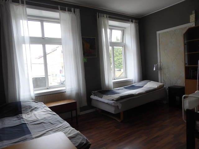 Fair 4 beds apartment- close to CPH - Landskrona - Apartment