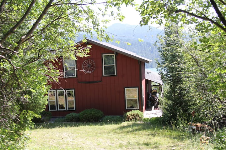 Mountain Cabin at Palisades for 2017 Eclipse