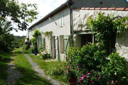 Retraite au cœur de la campagne - La Chaize-le-Vicomte - Casa