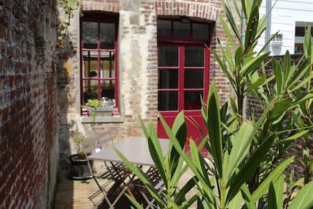 Charmante maison de pêcheur - Saint-Valery-en-Caux