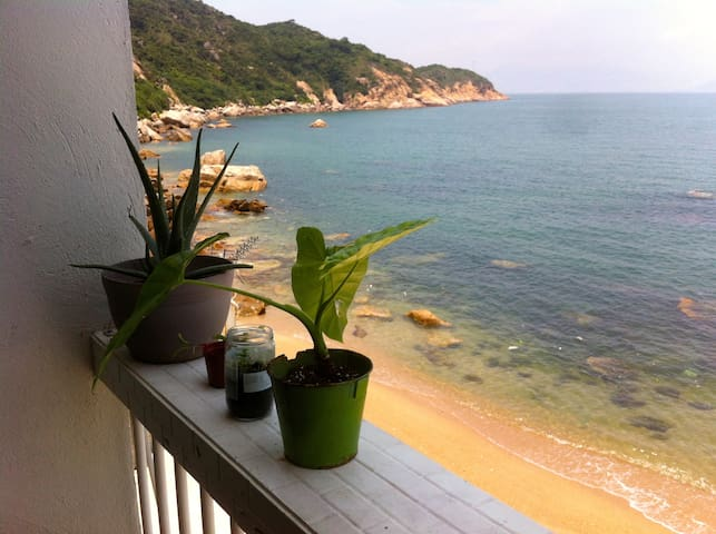 Waterfront flat in Cheung Chau - Hong Kong
